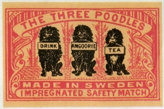 The Three Poodles