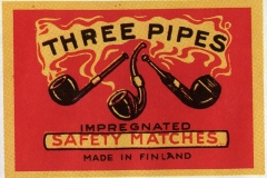 Three Pipes