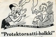 """""""Protektoraatti-holkki"""""""
