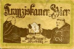 Franziskaner Bier, Borgå Bryggeri Aktiebolag