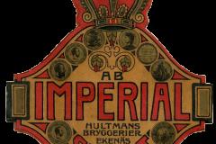 Imperial, Hultmans Bryggerier, Ekenäs