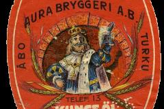 Kuningas-Olut, Aura Bryggeri A.B. Åbo, Turku