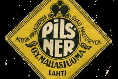 Pilsner,  O.Y. Mallasjuoma, Lahti