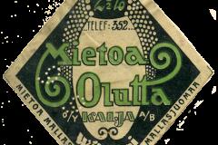 Mietoa Olutta, Oy Kalja Ab,  Wiipuri
