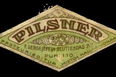 Pilsner, F. Sergejeffin oluttehdas Oy