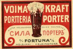 Voima Portteri, Oy Fortuna Ab, Helsinki