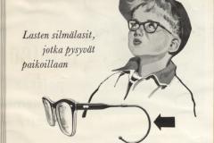 Lasten silmalasit (1956-57)