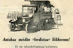Ford-kuljetus
