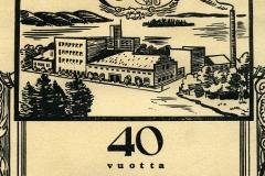 Chymos 40 vuotta