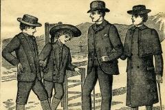 Nuorten herrojen muoti