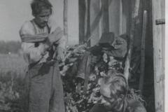 Urpo Nieminen ja Ensio Laiho