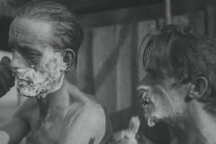 Ensio Laiho ja Urpo Nieminen