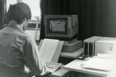 Tietotekniikan alkutaipaleella