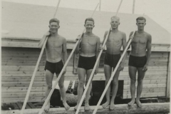 Hackman Oy, Joutseno, 1930-1940-luku