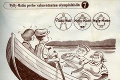 """""""Venehessä vetten päällä"""""""
