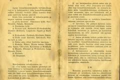 Ohjesääntö yleiselle vaivaishoidolle Kymin kunnassa, sivut 10 - 11