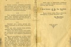 Ohjesääntö yleiselle vaivaishoidolle Kymin kunnassa, sivut 18 - 19