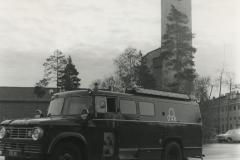 Vihannin kaivoksen tehdaspalokunnan Fargo D 500
