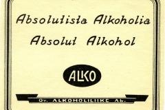 Absolutista Alkoholia