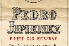 Pedro Jimenez