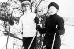 Linja-automiesten hiihtokilpailut 1930-1940 -luku