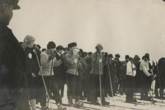 Hiihtokilpailut Äyräpäässä 1920-1930-luku