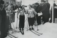 Porin Puuvillan hiihdot v. 1952