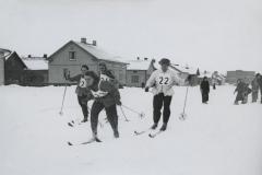 Porin Puuvillan hiihdot v. 1953