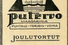 Putervo-margariini