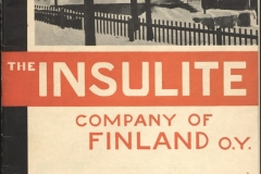 The Insulite Company of Finland O.Y.