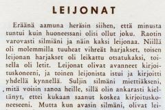 """""""Leijonat"""""""